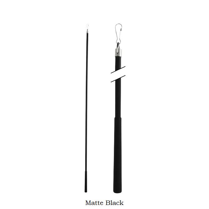 "48"" Drapery Pull Rod~Metal Baton Fling Wand~Each"