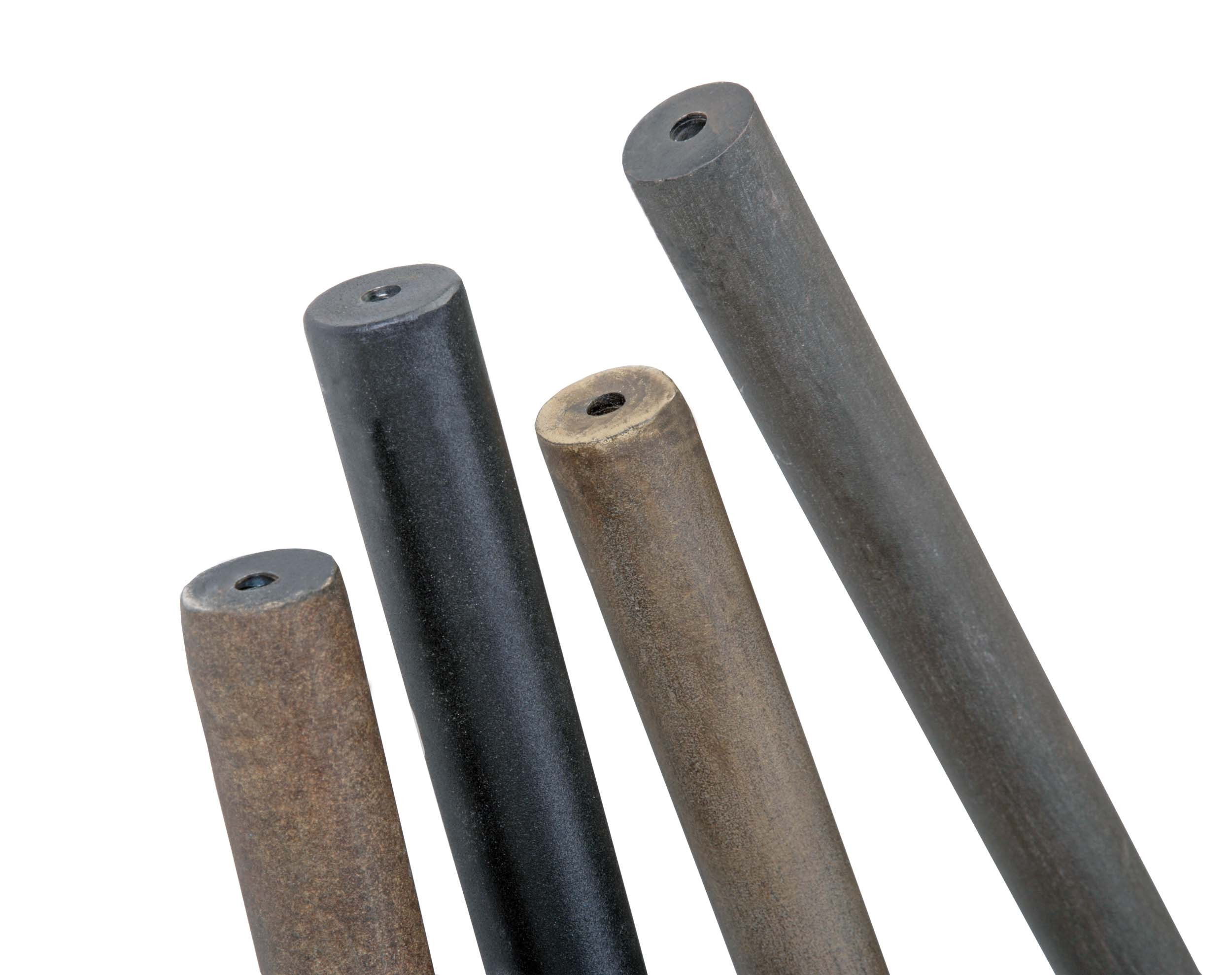 8 Smooth Metal Pole 1 1 4 Quot Rod Diameter