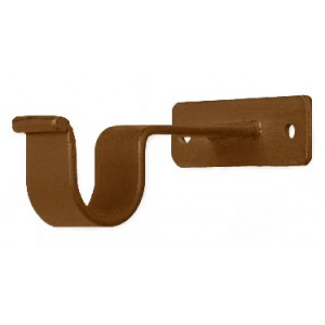 1028HP Horizontal Curtain Rod Bracket3 ProjectionEach