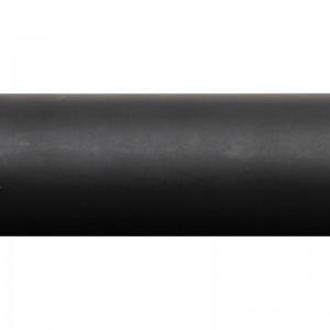 "4' Smooth Wooden Curtain Drapery Rod~1 3/8"" Diameter"