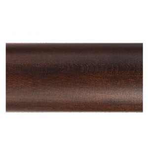 "12' Smooth Drapery Curtain Rod ~ 2"" Diameter"