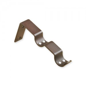 """Forged Double Bracket for 1"""" Rod Diameter ~ Each"""