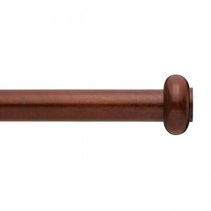 "138EC Finial for 1 3/8"" Curtain Rod~Each"