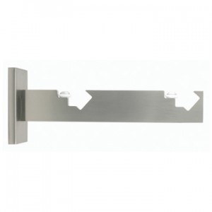 Plaza Double Wall Bracket