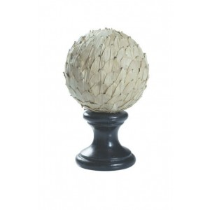 Leaf Ball Finial