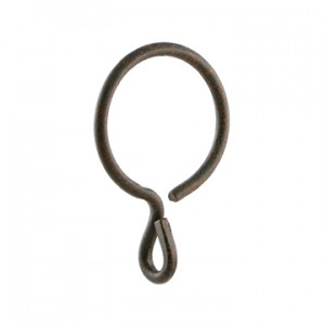 "Curtain Ring for 3/4"" Curtain Rod~Each"