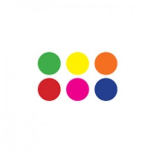 Color Filters for LED Modules~Six color set
