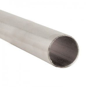 """Stainless Steel Curtain Rod Tubing~3/4"""" Diameter (By the Foot)"""