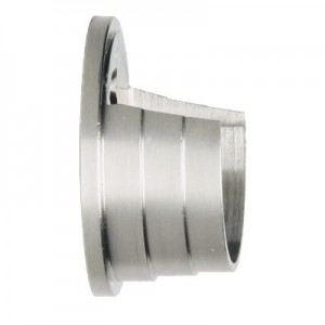 "Open Inside Mount Bracket for 1 3/16"" Rod Diameter"