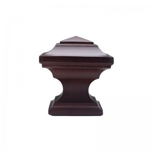 "Oxford Finial for 2 1/4"" Curtain Rod ~ Each"
