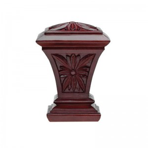 "Newport Finial for 2 1/4"" Curtain Rod ~ Each"