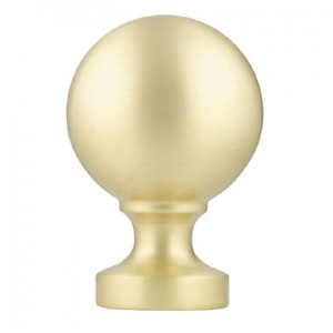 "Carmen Finial for 1 1/8"" Curtain Rod~Each"
