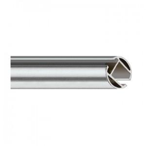 """Aluminum Track~1 1/8"""" Diameter"""