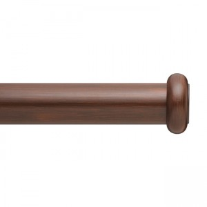 "3EC Finial for 3"" Curtain Rod~Each"