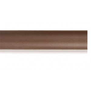 """2"""" Round Curtain Rod (Heavy Duty Gauge) by the foot"""