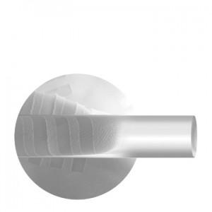 "71"" Acrylic Drapery Curtain Rod~1 3/8"" Diameter"
