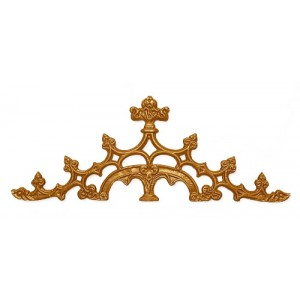 Valencia Drapery Crown~Each