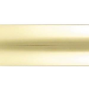 "12' Solid Brass Curtain Rod~1 9/16"" Diameter"