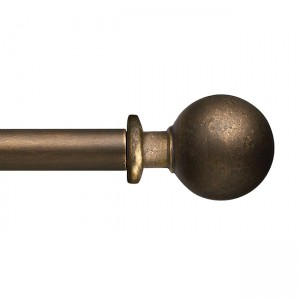"4519C Finial for 1"" Curtain Rod~Each"