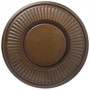 "Kirsch Hazelnut Holdback-4 1/2"" Diameter~Pair"