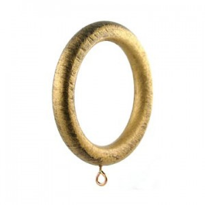"Plain Curtain Ring for 2"" Curtain Rod~Each"