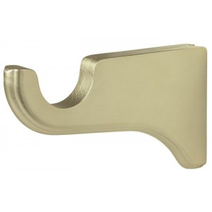 "Kirsch 2"" Wood Trends 6"" Return Bracket~Each"