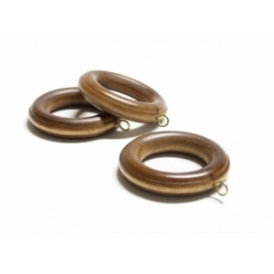 "Curtain Rings for 1 3/8"" Curtain Rod~Each"
