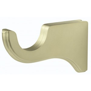 "Kirsch 3"" Wood Trends 6"" Return Bracket~Each"