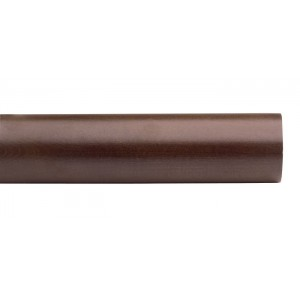 "Kirsch 3"" Wood Trends Classic Smooth 6' Wood Pole"
