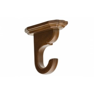 """Kirsch 2"""" Wood Trends Ceiling Mount Bracket~Each"""