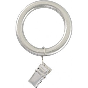 Curtain Ring  with Clip~Each