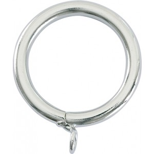 Curtain Ring with Eye~Each