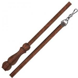 "Drapery Pull Baton Wand~39"" Long"