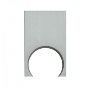 "Luca Ceiling Bracket for 3/4"" Techno Curtain Track~Each"
