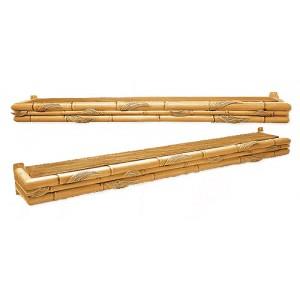 """Bamboo Cornice 5 1/2""""H"""