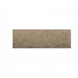 "6' Stone Wood Curtain Rod~2"" Rod Diameter"