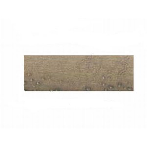 "8' Stone Wood Curtain Rod~2"" Rod Diameter"