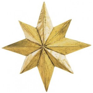 "Finesse 2"" or 2 1/4"" Star Bracket ~ Each"
