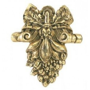 "Finesse 2"" or 2 1/4"" Fruit Cluster Bracket ~ Each"