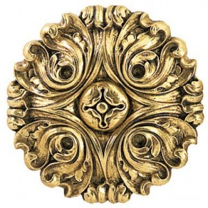 "Finesse 2"" or 2 1/4"" Large Medallion ~ Each"