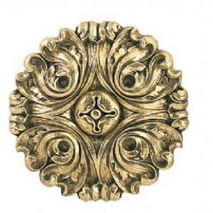 "Finesse 2"" or 2 1/4"" Small Medallion ~ Each"