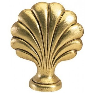Finesse Shell Finial ~ Each