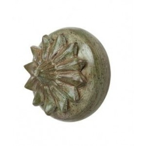 Finesse Bamboo Star Finial ~ Each