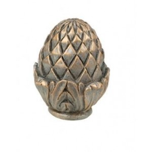 Finesse Bamboo Pineapple Finial ~ Each