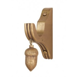 "Finesse 2"" or 2 1/4"" Acorn Tassel Bracket ~ Each"