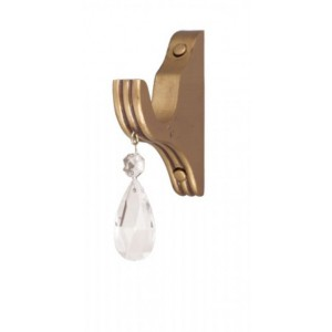 "Finesse 2"" or 2 1/4"" Crystal Tassel Bracket ~ Each"
