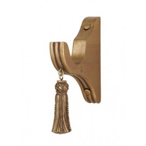 "Finesse 2"" or 2 1/4"" Classic Tassel Bracket ~ Each"