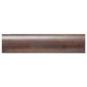 "Kirsch Buckingham 6' Smooth Curtain Rod ~ 1 3/8"" Diameter"