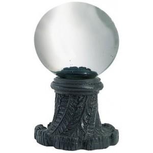 Silver Ball Finial