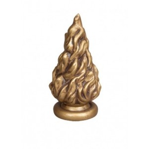 Finesse Flame Finial ~ Each